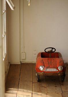 Vintage car for Georgia