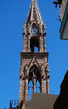 Clock Tower, Lesvos Island