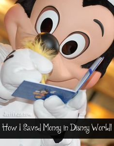 Here are some EASY tips on SAVING money on your next Disney Family Vacation!