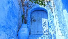Colour in Chefchaouen