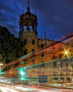 #MiraLaRotonda -Torre Andreu- Barcelona @GroupNN