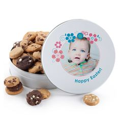 Spring Personalized Tins