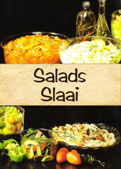 Slaai My Favorite Food, Favorite Recipes, Good Food, Yummy Food, South African Recipes, Easy Delicious Recipes, Salad Recipes, Side Dishes, Salads
