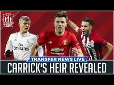 Jose Mourinho's Carrick Solution | Manchester United Transfer News