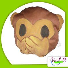 #emoji #Cojines #Monky #mono