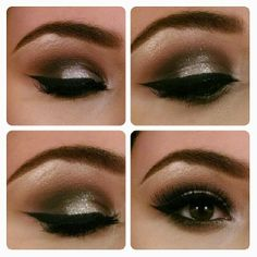 #ShareIG Smokey ;) *Details*  Bobbi Brown Cream shadow in shore. #Stila shadow in #kitten in center of lid . Soft Brown shadow in crease. Brown Script in crease. Hand Written and Carbon in crease (all MAC) #lorac Lustre Drops in Diamond in center if lid. @anastasiabeverlyhills dip brow on #brows . @beautybydlgcosmetics lashes in Showstopper. #makeuppros #makeup #makeupartist #motd #mua #vegas_nay #chrisspy #makeupartistgaby #MACcosmetics #wakeupandmakeup #MACgirls #MAC #eotd #eyeliner ...
