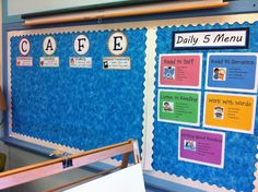 cafe bulletin board - Google Search