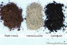 There are 3 ingredients to making quality soil!  Here is hands down the best way to make gardening soil so that your plants will grow and flourish!  Learn How To Make Garden Soil For Raised Beds in this great post via GrowingRealFood.com