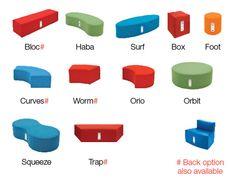 Sebel Furniture: Big Softies