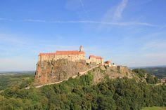 Riegersburg - Burg Riegersburg-Austria (October 2009)