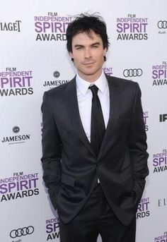 Ian Somerhalder wants to be cast as Christian Grey in Fifty Shades movie    #IanSomerhalder #ChristianGrey
