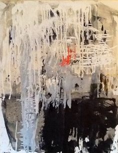 Abstract Painting by W Joe Adams SOLD