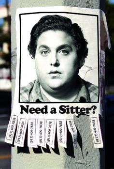 Directed by David Gordon Green.  With Jonah Hill, Ari Graynor, Sam Rockwell, Max Records. A college student on suspension is coaxed into babysitting the kids next door, though he is fully unprepared for the wild night ahead of him.