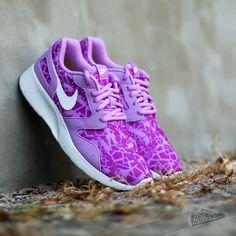 Wmns Nike Kaishi Print Fuschia Glow/ White Fuschia Flash