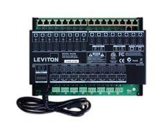 Leviton Security & Automation 95A01-1 Hi-Fi 2 8 Zone, 8 Source Amp