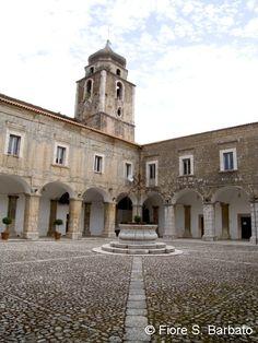 Montesarchio (Benevento), convento di San Francesco . Italia