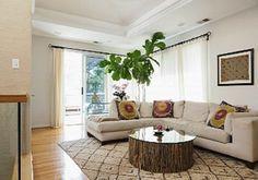Decoración de salas y salones Feng-Shui • Feng-Shui living rooms