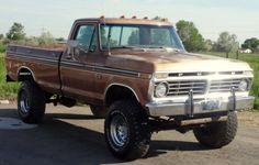 Ford Pickup Trucks, Cool Trucks, Monster Trucks, Cars, Brown, Vehicles, Ford Trucks, Autos, Car