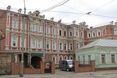 """Madrasa """"Muhammadia"""" Tataria.Kazan"""