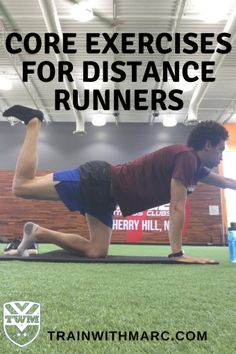5 Core Strengthening Exercises for Distance Runners