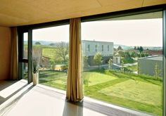 Table And Chairs, Concrete, Exterior, House Design, Windows, Architecture, Building, Arquitetura, Buildings