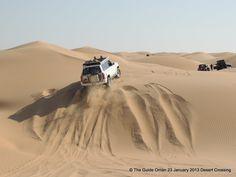 Oman | Desert Crossing. view on Fb https://www.facebook.com/OmanPocketGuide  credit: The Guide Oman #oman #desert