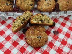 Arašidovo-ovsené cookies s brusnicami (fotorecept) - obrázok 8