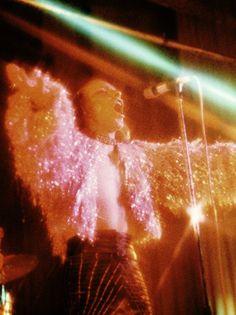 Brian Eno of roxy music Brian Eno Roxy Music, Diamanda Galas, Paul Carrack, Children Of The Revolution, Proto Punk, Rock Revolution, All Tomorrow's Parties, Power Pop, Rock News