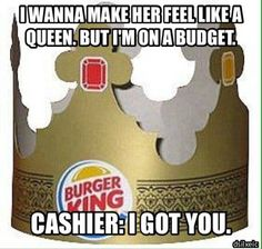 You can even get the most expensive thing off the dollar menu