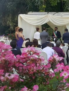 Villa Selmi - Matrimonio civile