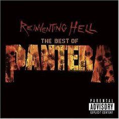 """L'album dei #Pantera intitolato """"Reinventing Hell"""" su CD e DVD."""