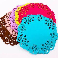 25,- for 6 Silicone Coaster