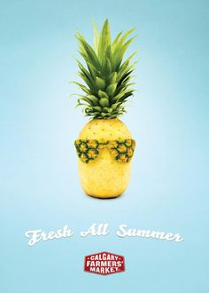 Pineapple Sunglasses — Calgary Farmer's Market