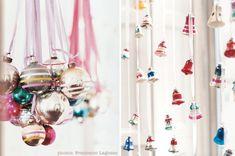 Quase 40 graus o Papai Noel com roupa de esquimó?! Que tal uma decoração de Natal de verão, com cores mais alegres e condizentes com esses dias ensolarados?