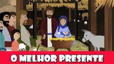 Jesus é o Melhor Presente que já recebemos!