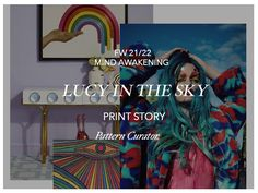 Print Story:  LUCY IN THE SKY