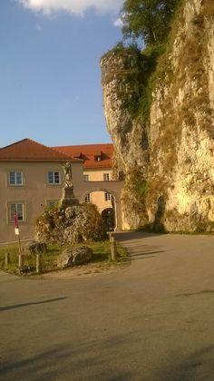 Eingang Kloster Weltenburg