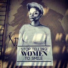Public Art Project Addresses Gender-Based Street Harassment In A Big Way.