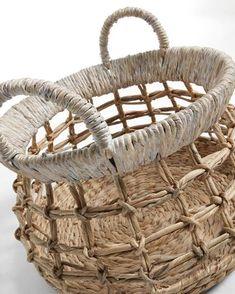 Paper Basket Weaving, Farm Projects, Macrame Projects, Book Binding, Diy Art, Rattan, Crafts, Handmade, Baskets