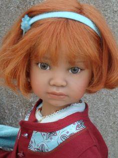 Angela Sutter Doll - Svenja