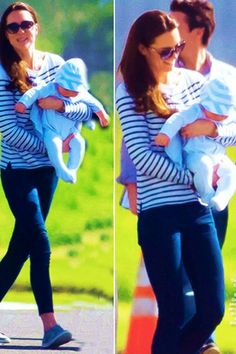 Kate Middleton and George on Holiday in Mustique 3/3/14. Prince George's first holiday.