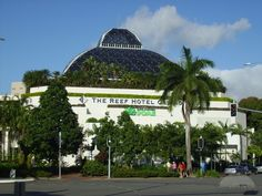 Cairns Wildlife Dome, The Reef Hotel Casino, Cairns, Australia