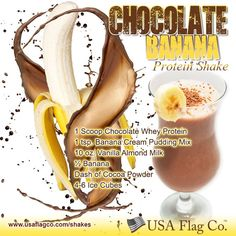 A board dedicated to the world's best Protein Shakes. Free Printable Recipes by USA Flag Co.™ Protein Shakes Never Tasted So Good! Strawberry Protein Shakes, Best Protein Shakes, Chocolate Protein Shakes, Protein Shake Recipes, Smoothie Recipes, Chocolate Chocolate, Drink Recipes, Keto Recipes, Bebe