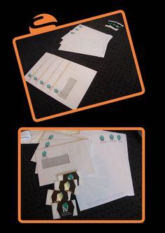 Een complete huisstijl nodig? Dan bent u bij Screen Promotion aan het juiste adres! Voor Van Adrichem hebben wij de enveloppen, visitekaartjes en het briefpapier verzorgd.