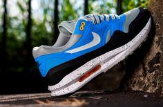 """Nike Air Max Lunar1 """"Photo Blue, Silver & Black"""" - EU Kicks: Sneaker Magazine"""