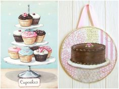 The TomKat Studio: {Cupcake Monday} Everyday is a Holiday Cupcake Art + Surprise Giveaway!
