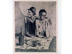 Picasso, le illustrazioni dal periodo blu al dopoguerra in mostra a Lecco