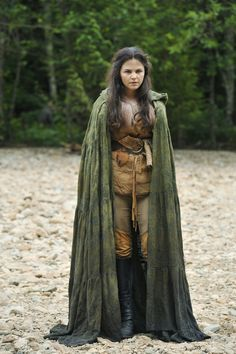 Ginnifer Goodwin as Snow White inOnce Upon a Time.