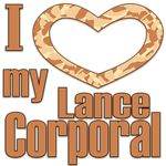 My AMORS is now a lance corporal