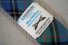 MacMillan ~~ Scotland -